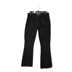LUCKY BRAND Sofia Boot Black Jeans Size 6/28